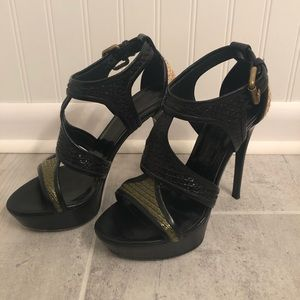 | Burberry | Prorsum *Authentic* Heels. Size 38.